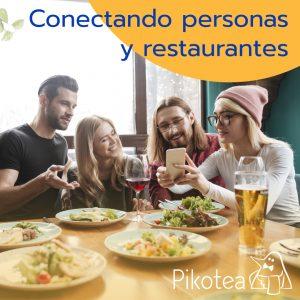 La carta digital de Pikotea es la mejor en relación calidad-precio.