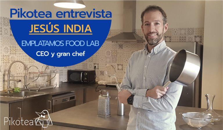 Entrevista al chef Jesús India
