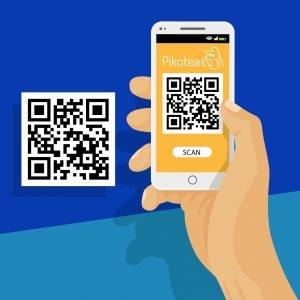 Leer la carta digital de restaurantes con QR