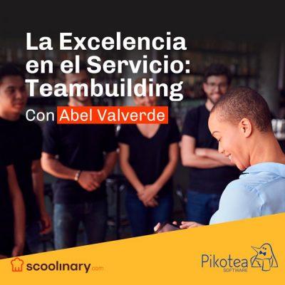 Curso de Teambuilding scoolinary