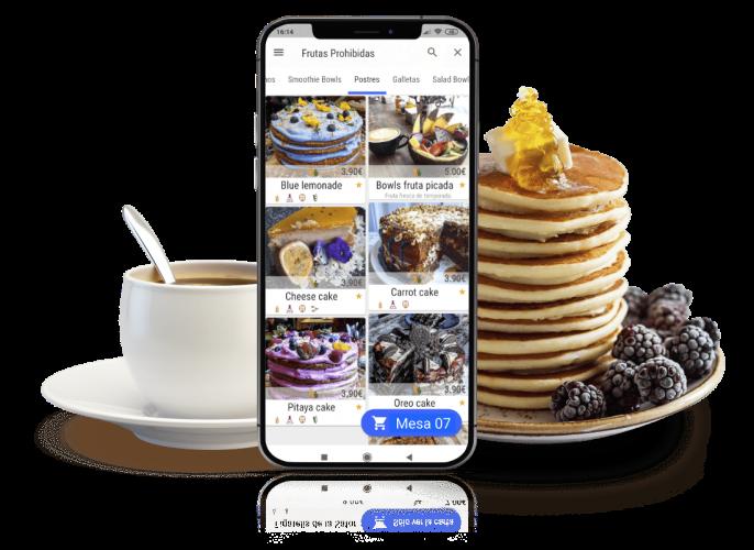app autopedidos software tpv para cafeteria