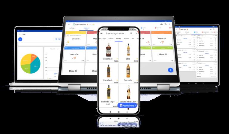 software tpv para discotecas, bar de copas y pubs